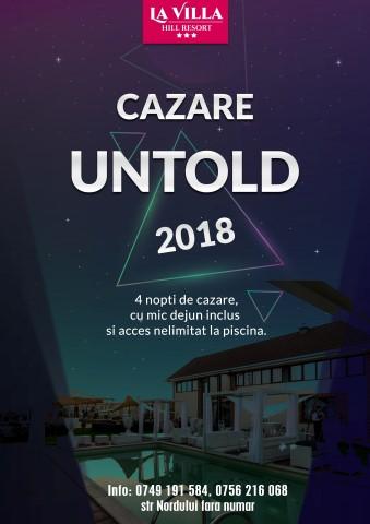 Cazare Untold 2018